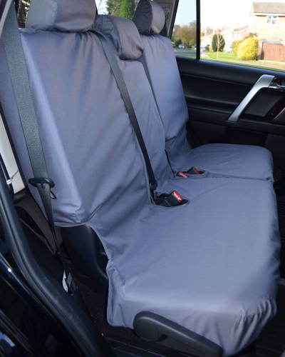 Toyota Land Cruiser Rear Seat Covers