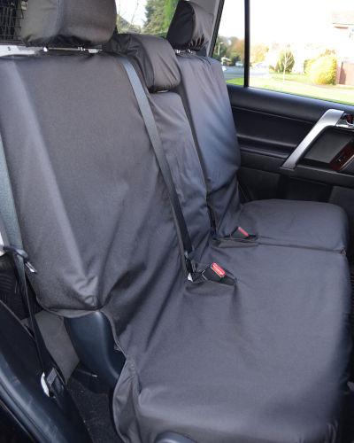 Toyota Land Cruiser Waterproof Seat Covers