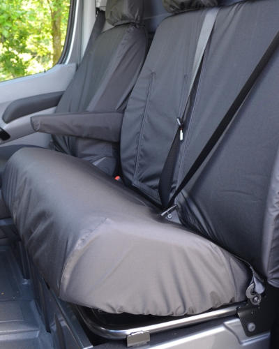 Van Double Seat Covers for VW Crafter