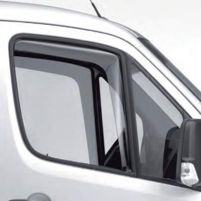 Van Wind Deflectors