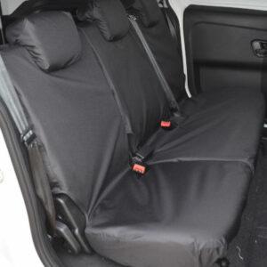 Vauxhall Combo Seat Covers – Crew Van Rear (2012 to 2018)