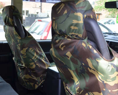 Land Rover Seat Covers - Discovery 2