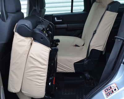 Land Rover Seat Covers - Discovery 3 and 4