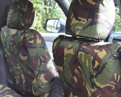 Pickup Truck Waterproof Seat Covers